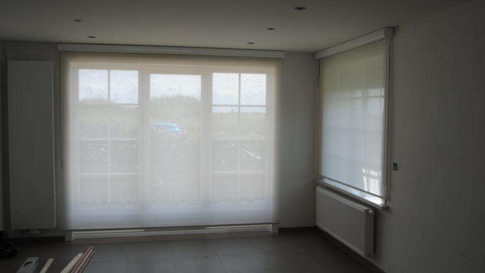 Rolgordijnen, Bicopa Zottegem, Interieur -en decoratieadvies