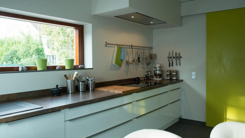 keuken hoogglans door bicopa zottegem