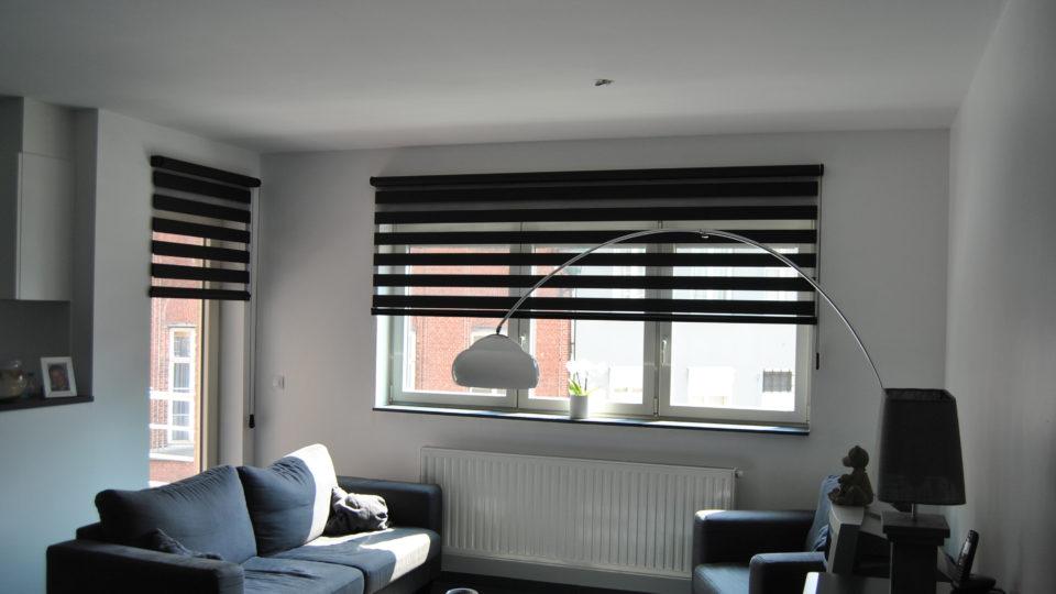 Rolgordijnen, Bicopa Zottegem, Interieur -en decoratieadvies, Twist